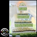 Giant Green Cupcake Stand