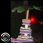 Palm Tree Cupcake Stand