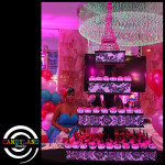 Sweet 16 Cupcake Stand by CK Creations by Chuly