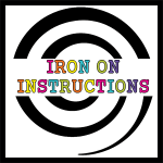 Iron on Instructions