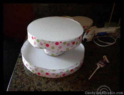 Sucker Cake Tutoriall