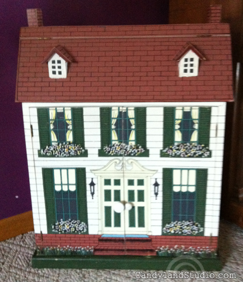 Dollhouse Front