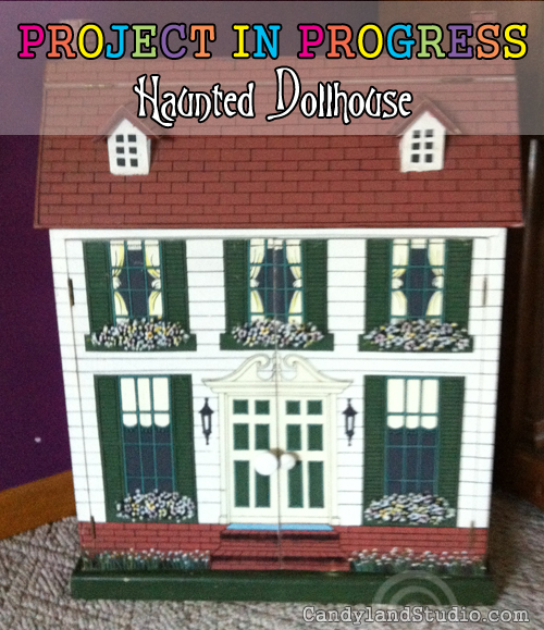 Haunted Dollhouse Project