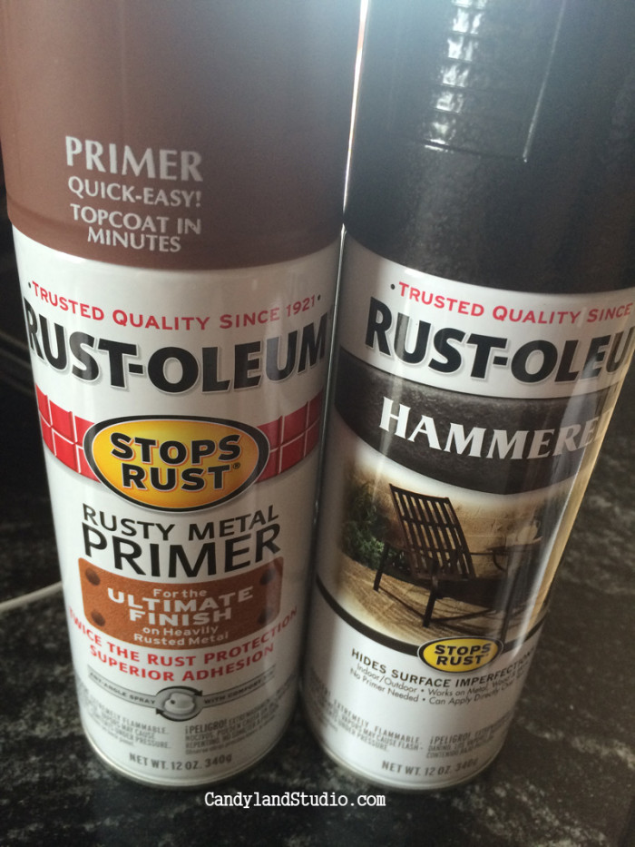 Rustoleum Spray Paint & Primer