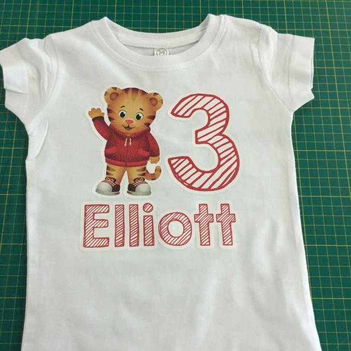 Daniel Tiger T Shirt