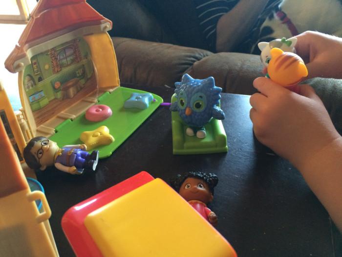 Daniel Tiger Toys
